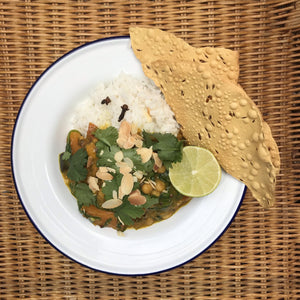 Keralan Vegan Curry