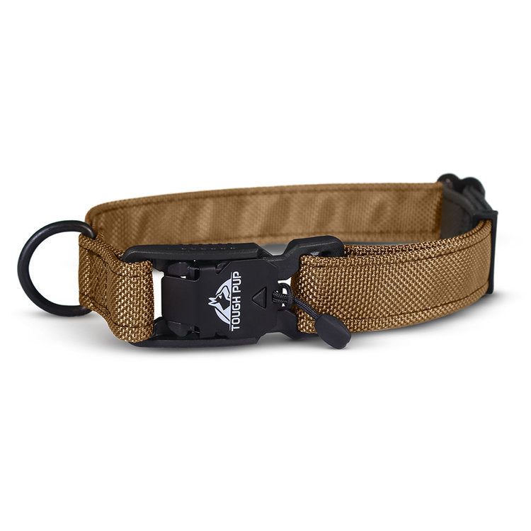 Hawkins Tactical Dog Collar Grey