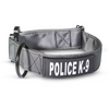 Cobra Collar with Police K-9 Patch
