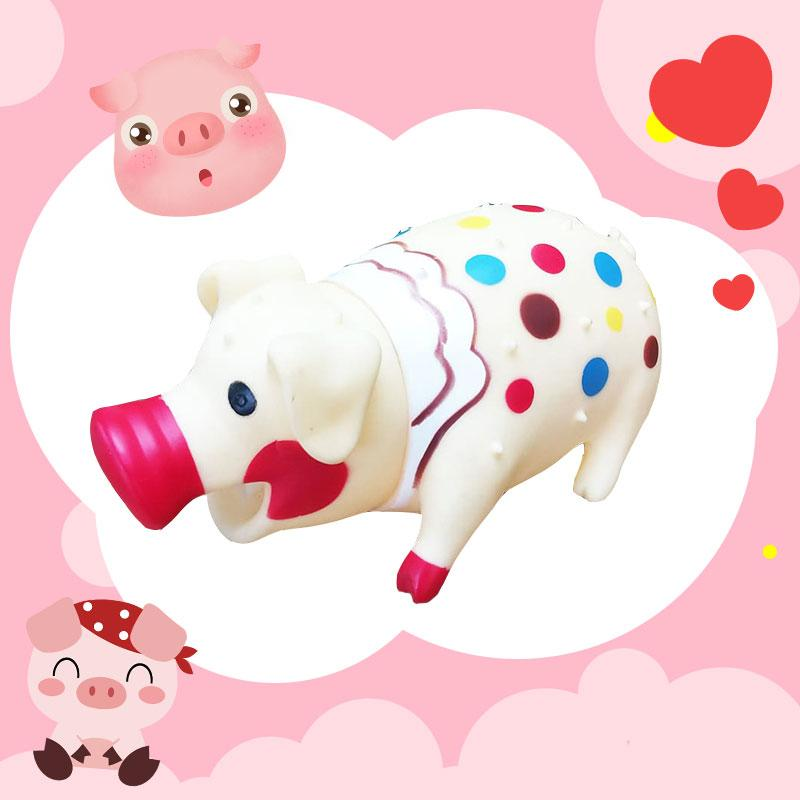 Tricky Decompression Vent Toy Pig