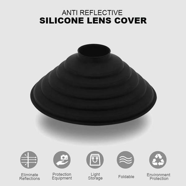 Anti Reflective Silicone Lens Cover