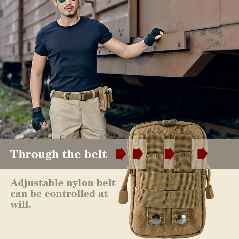 New Outdoor Cycling Belt Bag