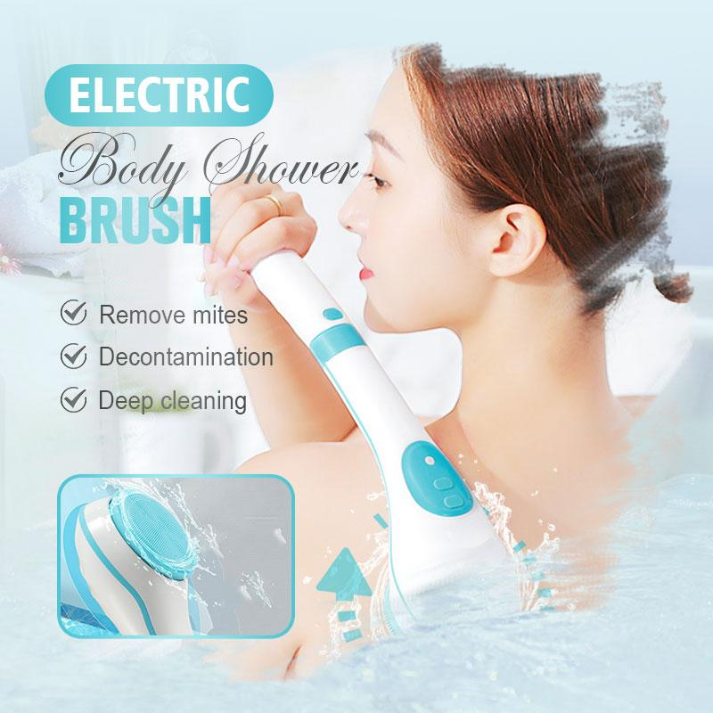 🔥Same-day Delivery🔥(50% OFF )Electric Body Shower Brush