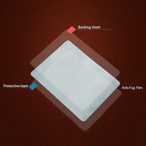 Anti-Fog Film(2 Pcs)