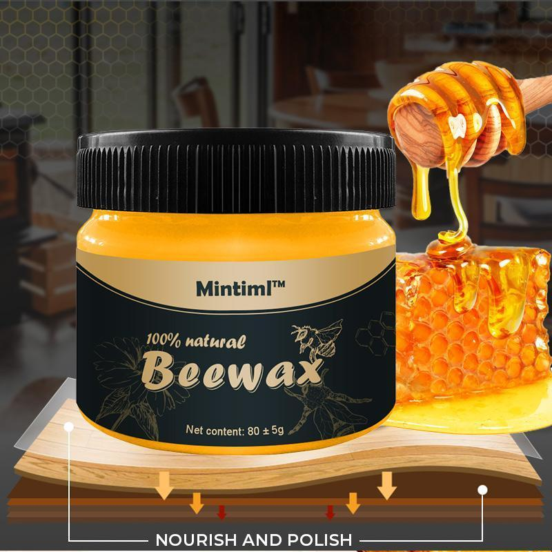 🎉New Year Limited Time Offer✨Wood Seasoning Beeswax Household Polishing