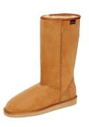 Possum Pam - Oxford Tall Sheepskin Boot