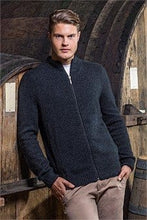 Load image into Gallery viewer, Possum Merino Mens Full Zip Jacket - Merino Mink