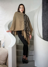 Load image into Gallery viewer, Possum Merino Escher Wrap - Merino Mink