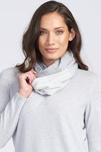 Load image into Gallery viewer, Merino Wool Graduated Stripe Infinity Scarf - Royal Merino