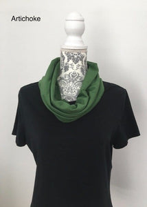 Merino Wool Snood | possum-boutique.co.nz