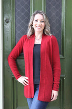 Load image into Gallery viewer, Possum Merino Wrap Jacket - Native World|possum-boutique.co.nz