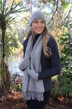 Load image into Gallery viewer, Merino Wool Plain Beanie - Lothlorian Knitwear