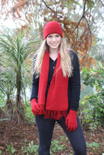 Load image into Gallery viewer, Merino Wool Unisex Scarf-Lothlorian Knitwear
