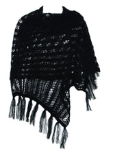 Load image into Gallery viewer, Mohair Wool Lace Shawl