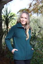 Load image into Gallery viewer, Possum Merino Essential Jacket with Pockets - Lothlorian Knitwear