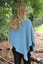 Load image into Gallery viewer, Alpaca Wool Asymmetrical Poncho - Lothlorian Knitwear