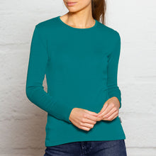 Load image into Gallery viewer, Merino Wool Plain Crew Neck Jumper - Bay Road Merino