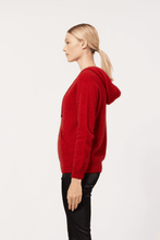 Load image into Gallery viewer, Possum Merino Casual Hoodie - McDonald Textiles