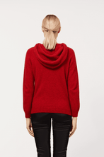 Load image into Gallery viewer, Possum Merino Casual Hoodie - McDonald Textile