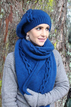 Load image into Gallery viewer, Possum Merino Chain Knit Beanie - Zinity