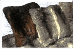 Possum Fur Cushion Covers - Possum Pam NZ