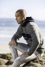 Load image into Gallery viewer, Possum Merino Hooded Jumper - Koru Knitwear