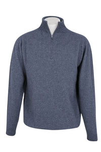 Possum Merino Half Zip Sweater - Native World