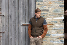 Load image into Gallery viewer, Possum Merino Gilet Vest - Noble Wilde