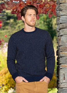Merino Possum Crew Neck Jumper - Noble Wilde