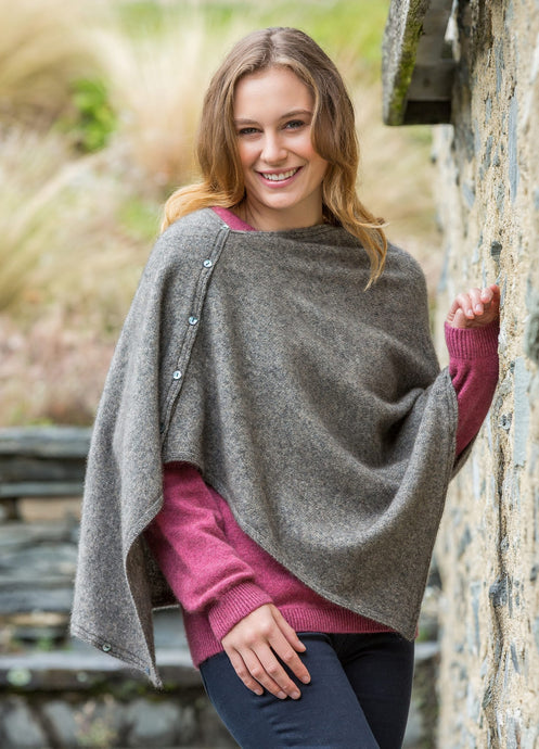 Possum Merino Which Way Wrap - Noble Wilde