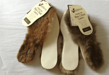 Load image into Gallery viewer, Possum Fur Inner Soles - Possum Pam NZ|