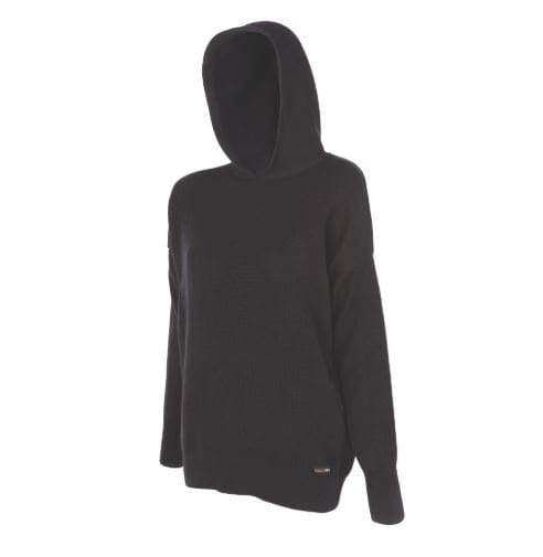 Merino Wool Technical Hoodie-MKM Knitwear|possum-boutique.co.nz