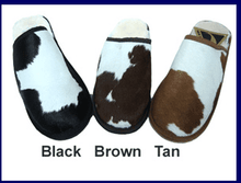 Load image into Gallery viewer, Calfskin Slippers NZ