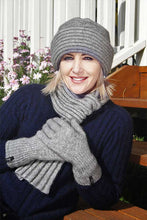 Load image into Gallery viewer, Possum Merino Ribbed Cloche Hat - Zinity knitwear