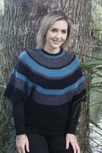 Load image into Gallery viewer, Possum Merino Parachute Jumper - Zinity Knitwear|possum-boutique.co.nz