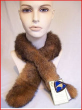 Load image into Gallery viewer, Pure Possum Fur Scarf - Possum Pam