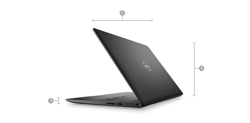 Size of Inspiron 15 3593