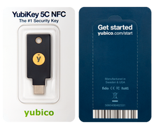 Load image into Gallery viewer, Yubikey 5C NFC