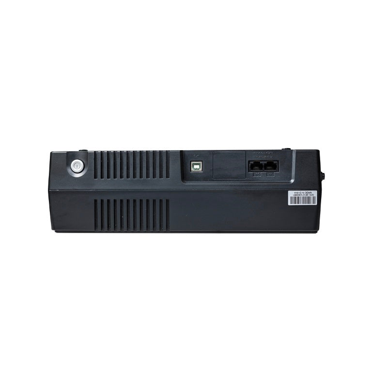 PowerShield Defender 750VA / 390W UPS with tel modem filter