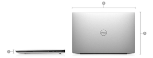 XPS 13 Laptop 500GB (Silver)