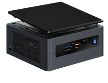 Load image into Gallery viewer, Intel NUC i7 Mini PC with 16GB 500GB