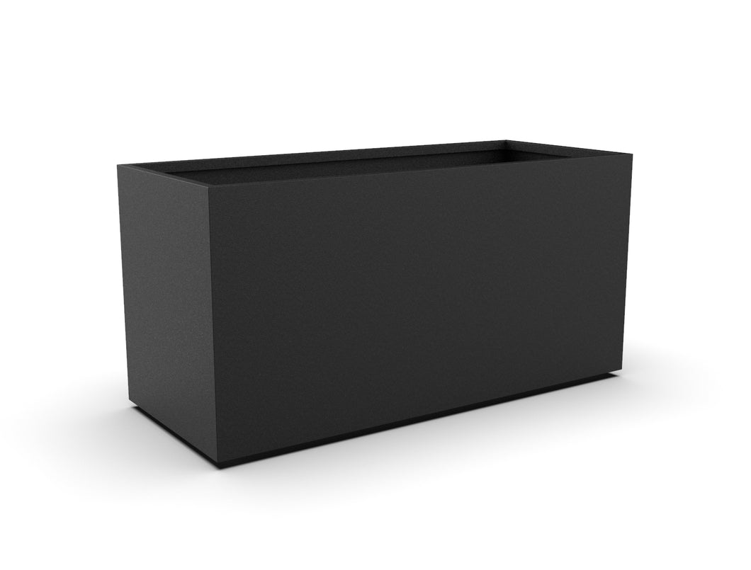 Aluminum Rectangular Planter (20