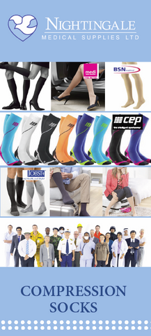 Compression Socks Brochure