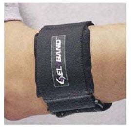 Nightingale Medical BSN Gelband Tennis Armband One size 19500UNBLK