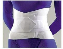 Nightingale Medical BSN Lumbar Sacral Support Overlapping Abdominal Belt 31208UNSTD 31208MDSTD 31208LGSTD BSN-312082LSTD 312081LSTD