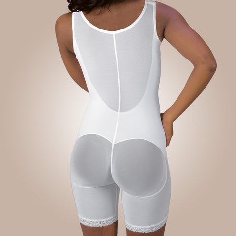 Design Veronique Molded Buttocks Front-Zip High-Back w/Bra, B851-B