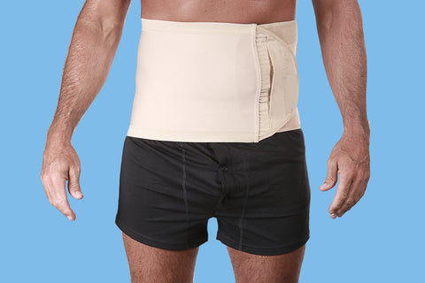 Fulcionel Hernia Support Belts AR (Anti-Roll)