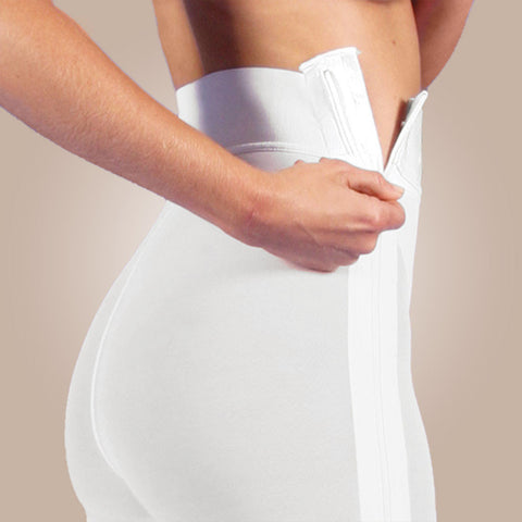 Design Veronique Zip Below-Knee Girdle, 755