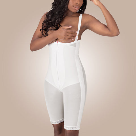 Design Veronique Zip Body Girdle, 853