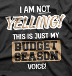 Budget Season Unisex Shirt - Multiple Colorways
